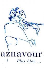 AZNAVOUR - PLUS BLEU (MC)