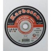 Karbosan Thinline İnox Kesici 180X1,9X22,23 mm