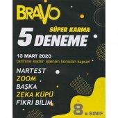 Bravo Yayınları 8. Sınıf Lgs Süper Karma 5 Deneme 1.dönem Tekrar
