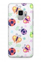 Samsung Galaxy S9 Kılıf Ladybug Serisi Norah