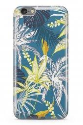 Apple iPhone 6 6S Kılıf Pineapple Serisi Ellie