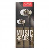 Lapas Q1 3.5mm Jack Girişli Mikrofonlu Kulak İçi Kulaklık