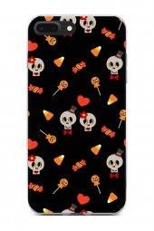 Apple iPhone 7 Plus Kılıf Halloween Serisi Vivian