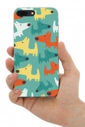 Apple iPhone 8 Plus Kılıf Doggie Serisi Kinsley-3