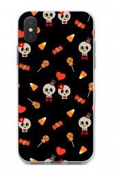 Apple iPhone XS Kılıf Halloween Serisi Vivian
