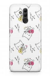 Huawei Mate 20 Lite Kılıf Kitty Serisi Mary
