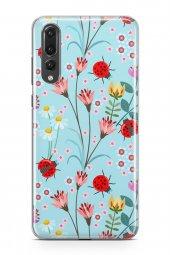 Huawei P20 Pro Kılıf Ladybug Serisi Kayla