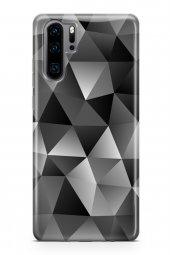 Huawei P30 Pro Kılıf Triangle Serisi Mckenna