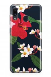 Samsung Galaxy A20 Kılıf Flower Serisi Arianna