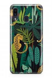 Samsung Galaxy A30 Kılıf Jungle Serisi Josephine