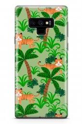 Samsung Galaxy Note 9 Kılıf Jungle Serisi Emery