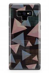 Samsung Galaxy Note 9 Kılıf Triangle Serisi Daleyza