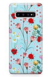 Samsung Galaxy S10 Kılıf Ladybug Serisi Kayla