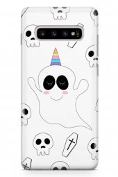 Samsung Galaxy S10 Plus Kılıf Halloween Serisi Julia