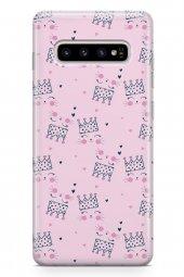 Samsung Galaxy S10 Plus Kılıf Kitty Serisi Ximena