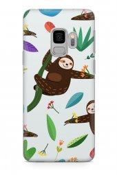 Samsung Galaxy S9 Kılıf Jungle Serisi Maria