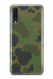 Samsung Galaxy A70 Kılıf Kamuflaj Serisi Mila