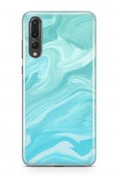 Huawei P20 Pro Kılıf Sweet Dreams Serisi Turkuaz