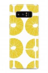 Samsung Galaxy Note 8 Kılıf Pineapple Serisi Natalie