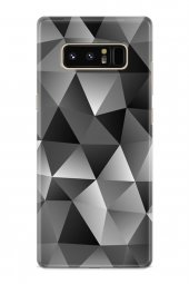 Samsung Galaxy Note 8 Kılıf Triangle Serisi Mckenna