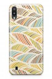 Samsung Galaxy M10 Kılıf Leaf Serisi Finley