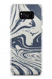 Samsung Galaxy S8 Plus Kılıf Sweet Dreams Serisi Lacivert
