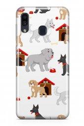 Samsung Galaxy A40 Kılıf Doggie Serisi Allison