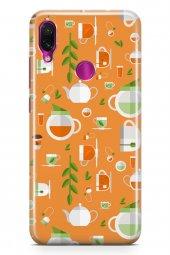 Xiaomi Redmi Note 7 Kılıf Tea Time Serisi Lola