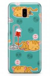 Samsung Galaxy J6 Plus Kılıf Kitty Serisi Arya