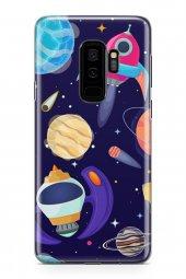 Samsung Galaxy S9 Plus Kılıf Space Serisi Adriana