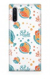 Samsung Galaxy Note 10 Kılıf Fishie Serisi Hailey