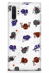 Samsung Galaxy Note 10 Plus Kılıf Halloween Serisi Rylee