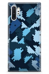 Samsung Galaxy Note 10 Plus Kılıf Kamuflaj Serisi Riley