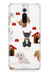 Xiaomi Mi 9t Kılıf Doggie Serisi Lucy