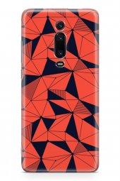 Xiaomi Redmi K20 Kılıf Triangle Serisi Camille