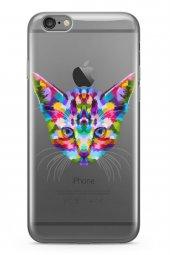 Apple iPhone 6 6S Plus Kılıf Wild Life Serisi Raelyn