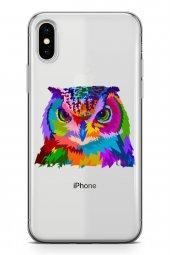 Apple İphone X Kılıf Wild Life Serisi Paris