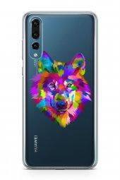 Huawei P20 Pro Kılıf Wild Life Serisi Paislee