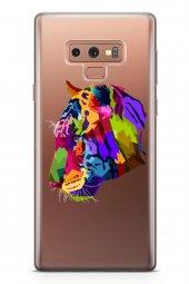 Samsung Galaxy Note 9 Kılıf Wild Life Serisi Annie