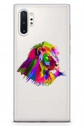 Samsung Galaxy Note 10 Plus Kılıf Wild Life Serisi Jenni