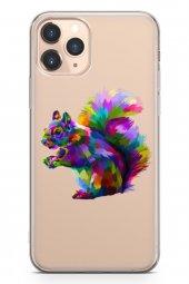 Apple İphone 11 Pro Max Kılıf Wild Life Serisi Lena