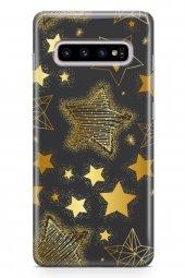Samsung Galaxy S10 Plus Kılıf Space Serisi Rebecca