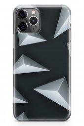 Apple İphone 11 Pro Max Kılıf Triangle Serisi Gemma