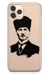 Apple iPhone 11 Pro Kılıf Atatürk Serisi Ata