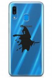 Samsung Galaxy A20 Kılıf Atatürk Serisi Cephede