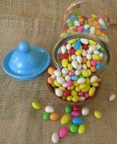 çikolatalı Badem 250gr (1.kalite) (Yeni...