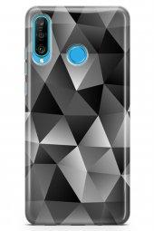 Huawei P30 Lite Kılıf Triangle Serisi Mckenna