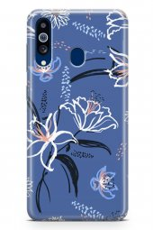 Samsung Galaxy A20s Kılıf Flower Serisi Melanie