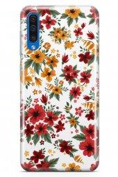Samsung Galaxy A30s Kılıf Flower Serisi Everly