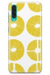Samsung Galaxy A50s Kılıf Pineapple Serisi Natalie